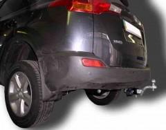 Фаркоп съемный Toyota RAV4 '13- (Полигон-Авто)