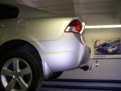 Фаркоп G съемный Honda Civic 4D '06-12 (Полигон-Авто)