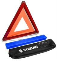 Знак аварийный в чехле Suzuki
