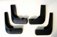 Брызговики для Toyota Сamry V50/55 '11-, полиуретановые, малые, полный комплект (ASP)