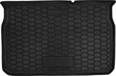 Коврик в багажник для Citroen C3 '17-, резиновый (AVTO-Gumm)