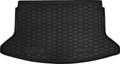 Коврик в багажник для Hyundai i30 PD '17- хетчбэк, резиновый (AVTO-Gumm)