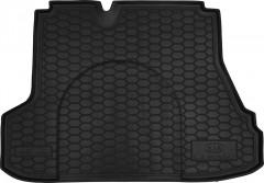 Коврик в багажник для Kia Cerato '09-13 седан, резиновый (AVTO-Gumm)