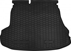 Коврик в багажник для Kia Magentis '06-11, резиновый (AVTO-Gumm)
