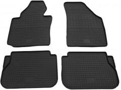 Коврики в салон для Volkswagen Caddy '04-15, резиновые (PolyteP)