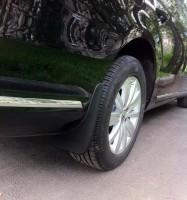 Брызговики задние для Volkswagen Passat B7 '10-14 седан. Оригинальные ОЕМ 3AE075101