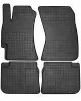 Коврики в салон для Subaru Legacy '04-10 резиновые, черные (Stingray)