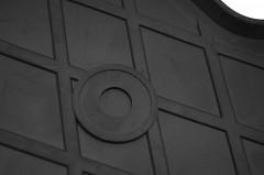 Фото 7 - Коврики в салон для Skoda Kodiaq '17- резиновые, черные (Stingray)