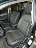 Авточехлы Dynamic для салона Mitsubishi Lancer 9 '04-09 (MW Brothers)