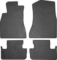 Коврики в салон для Lexus Is 250 '05-13 2WD резиновые, черные (Stingray)