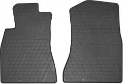 Коврики в салон передние для Lexus Is 250 '05-13 2WD резиновые, черные (Stingray)