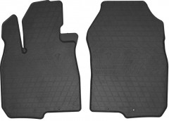Коврики в салон передние для Honda CR-V '17- резиновые (Stingray)