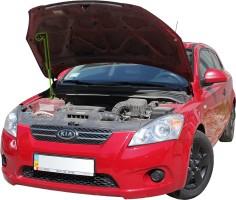 Газовый упор капота для Kia Ceed '06-12