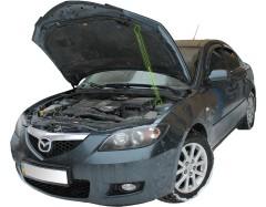 Газовый упор капота для Mazda 3 '04-09