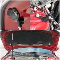 Фото 2 - Газовый упор капота для Mazda 3 '14-