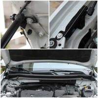 Фото 2 - Газовые упоры капота для Mitsubishi Outlander '12-, 2 шт.