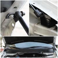 Фото 2 - Газовые упоры капота для Mitsubishi Outlander XL '07-09, 2 шт.
