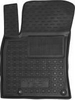 Коврик в салон водительский для Hyundai i30 PD '17- резиновые, черные (AVTO-Gumm)
