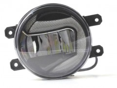 Противотуманные фары для Toyota Avensis '08-15 (LED-DRL) светодиодные с DRL