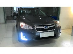 Дневные ходовые огни для Subaru XV '17- (LED-DRL)