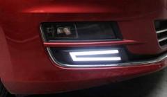 Дневные ходовые огни для Volkswagen Golf VII '12- (LED-DRL)