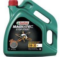 Castrol Magnatec Stop-Start 5W-30 A5 (4 л)