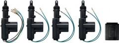 Комплект приводов для центрального замка CYCLON DLS-5 LC