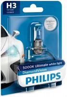 Автомобильная лампочка Philips DiamondVision H3 5000К 12336DVB1