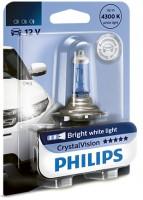 Автомобильные лампочки Philips CrystalVision H11 4300К 12362CVB1