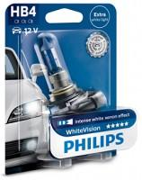 Автомобильная лампочка Philips WhiteVision HB4 3700К 9006WHVB1