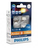Автомобильные лампочки Philips X-tremeUltinon LED WY21W (2 шт.) 12763X2