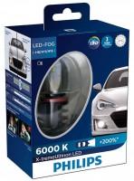 Автомобильная лампочка Philips X-tremeUltinon LED H8/H11/H16 6000К (2шт.) 12834UNIX2