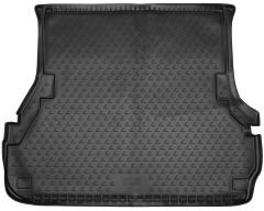Коврик в багажник для Lexus LX 470 '00-07, полиуретановый (Novline / Element) черный