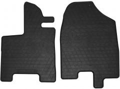 Коврики в салон передние для Acura MDX '14- резиновые (Stingray)