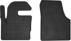 Коврики в салон передние для Land Rover Disovery Sport '14- резиновые (Stingray)