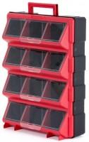 Органайзер пластиковый 12 ячеек BX-4018 (Inertool)