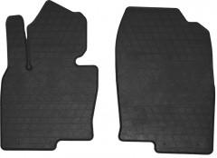Коврики в салон передние для Mazda CX-5 '17- резиновые (Stingray)
