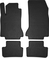 Коврики в салон для Mercedes GLA X156 '13- резиновые (Stingray)