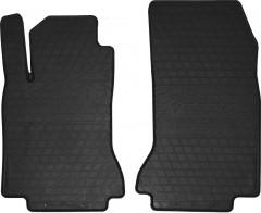 Коврики в салон передние для Mercedes GLA X156 '13- резиновые (Stingray)