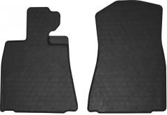 Коврики в салон передние для Lexus IS '13- резиновые (Stingray)