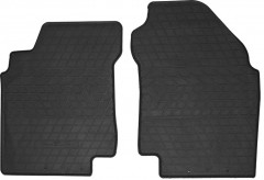 Коврики в салон передние для Nissan Maxima '00-06 резиновые (Stingray)