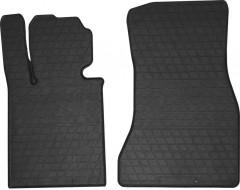 Коврики в салон передние для BMW 5 G30 '17- резиновые (Stingray)