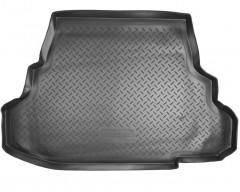 Коврик в багажник для Mitsubishi Galant '04-12, резино/пластиковый (NorPlast)