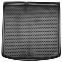 Коврик в багажник для Skoda Kodiaq '17-, полиуретановый (Novline / Element) черный