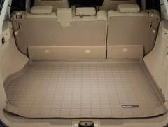 Коврик в багажник для Land Rover Range Rover Sport '05-13 бежевый, резиновый (WeatherTech)