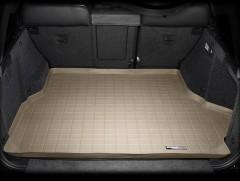 Коврик в багажник для Land Rover Range Rover Vogue '02-12 бежевый, резиновый (WeatherTech)