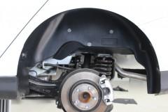 Подкрылок задний правый для Ford Focus III '15- (Novline)