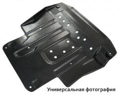 Защита картера двигателя и КПП для Citroen Jumper '06- V-все (Avtoprystriy)