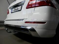 Фаркоп быстросъемный Mercedes ML-Class W164/GLE W166 '05- (Galia)