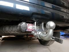 Фаркоп швидкознімний Toyota LC Prado '03- (Galia)